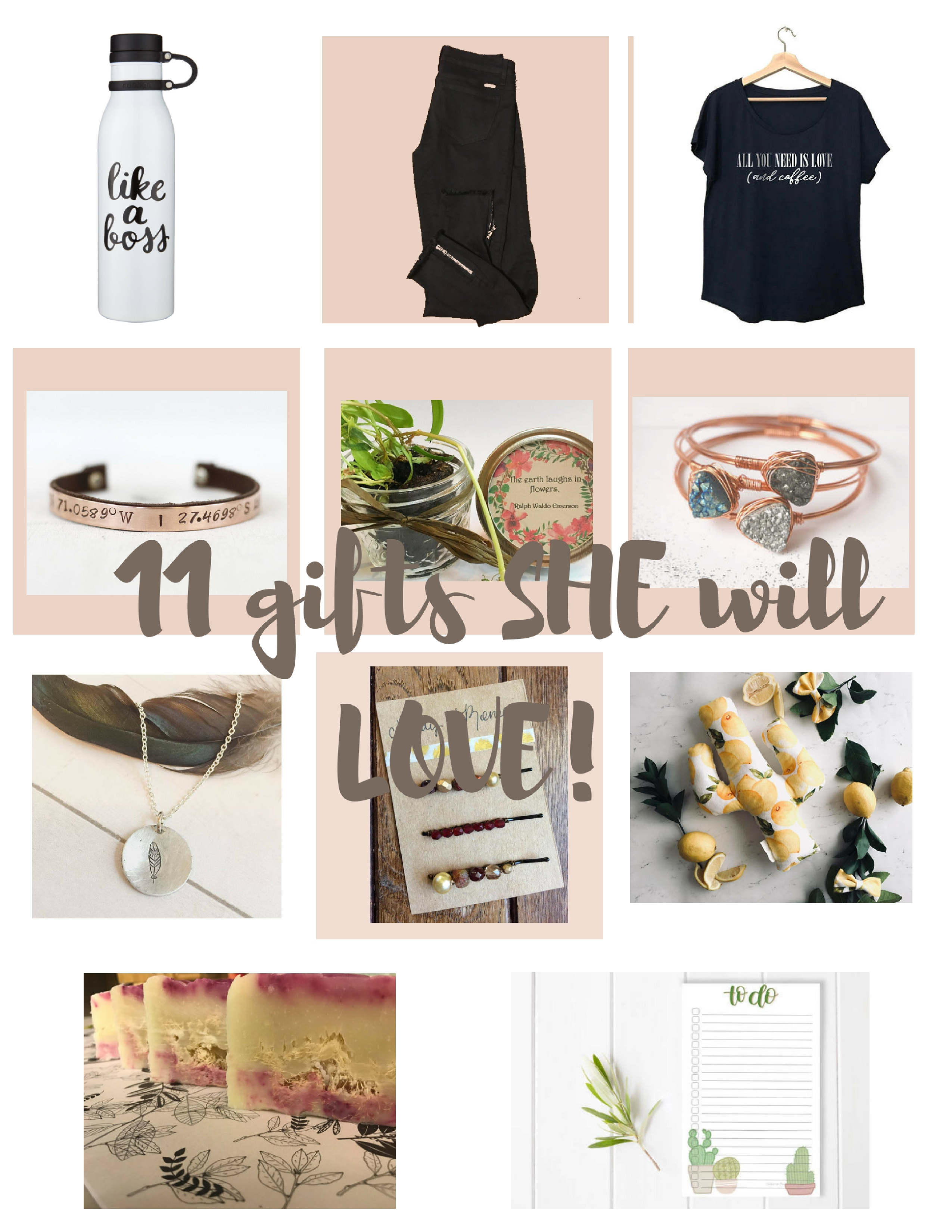 Gift Guide: 11 things to get HER